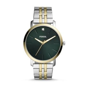 Fossil BQ2478 Lux Luther Three - Hand Watch